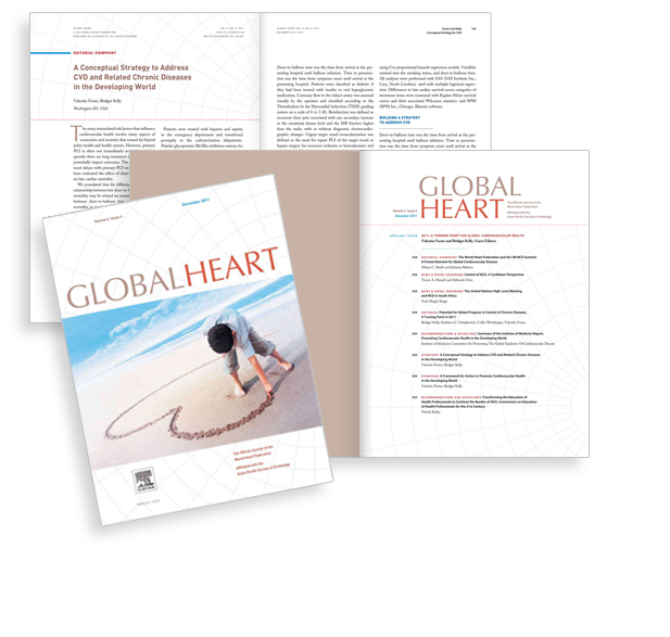 Journal of the World Heart Federation: Global Heart